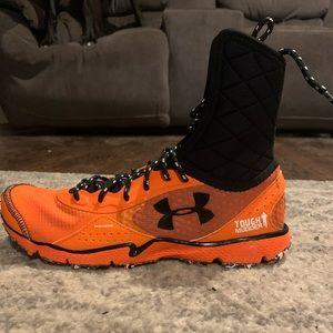 Women's UA FTHR Shield TRC Storm Running Shoes